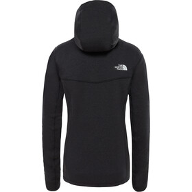 The North Face Inlux Wool Jas Dames, tnf black